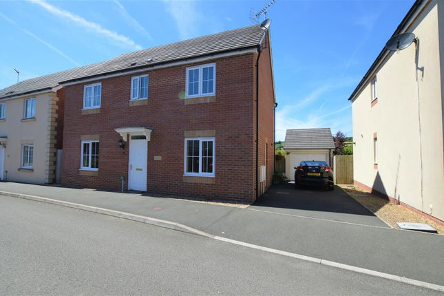 Thumbnail Detached house for sale in Parc Y Garreg, Kidwelly