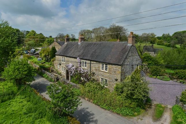 Thumbnail Property for sale in Grindon, Leek