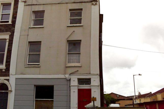 Thumbnail Flat to rent in Southville Road, Southville, Bristol
