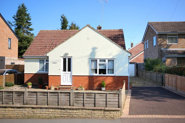 Thumbnail Bungalow for sale in Kidnappers Lane, Leckhampton, Cheltenham, Gloucestershire