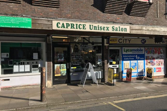 Thumbnail Commercial property for sale in Hair Salon, Southampton