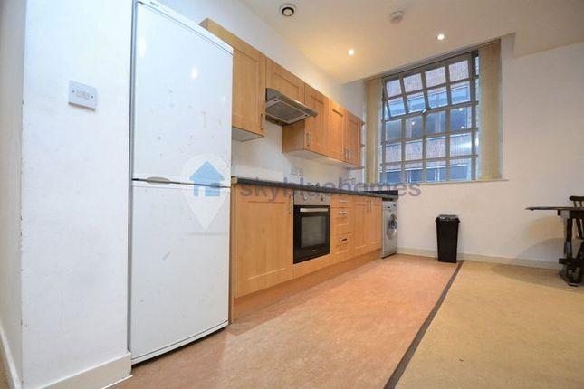 Thumbnail Flat to rent in Wimbledon Street, Leicester
