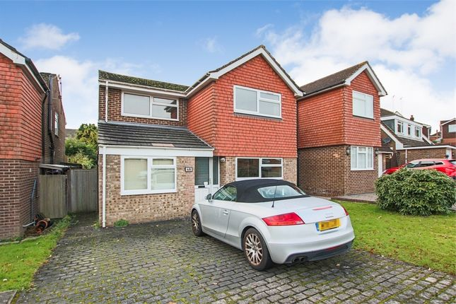 Detached house for sale in Tiltwood Drive, Crawley Down, Crawley, West Sussex