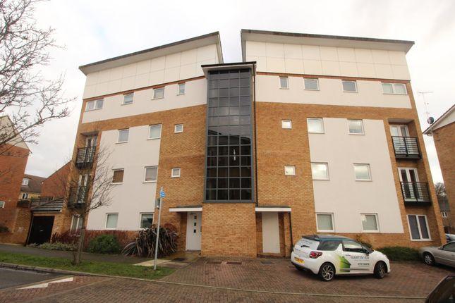 Thumbnail Flat to rent in St Joseph's Green, Welwyn Garden City, Herts