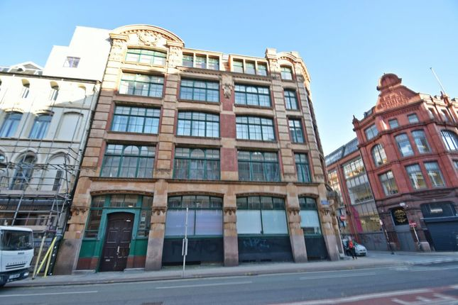 Thumbnail Block of flats for sale in Dale Street, Manchester