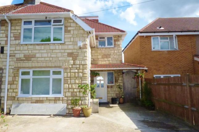 Semi-detached house for sale in Granville Avenue, Hounslow