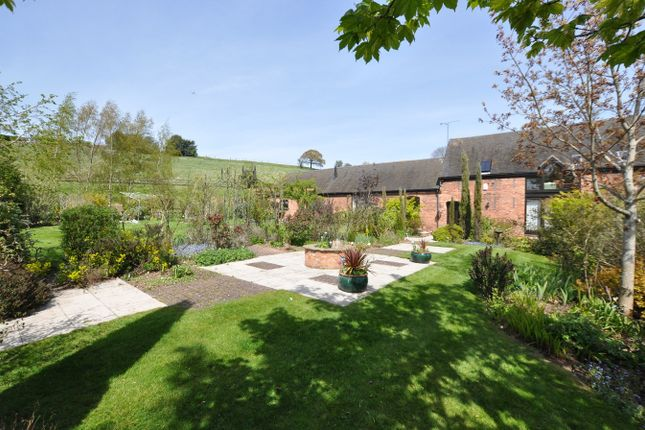 4 bed barn conversion for sale in Lichfield Road, Hamstall Ridware, Rugeley