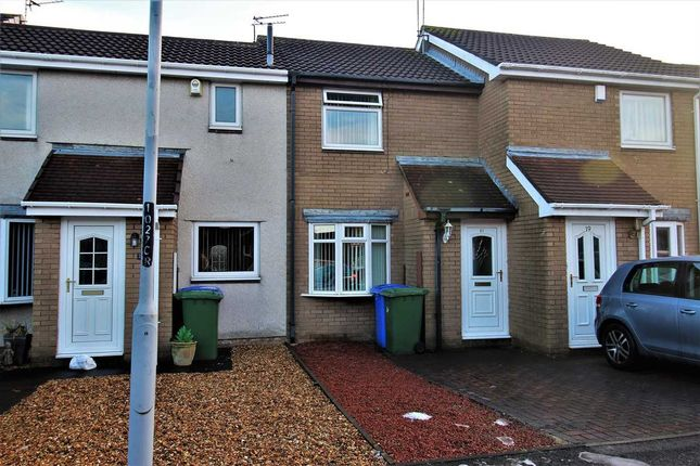Thumbnail Terraced house for sale in Hazelmere Crescent, Eastfield Glade, Cramlington