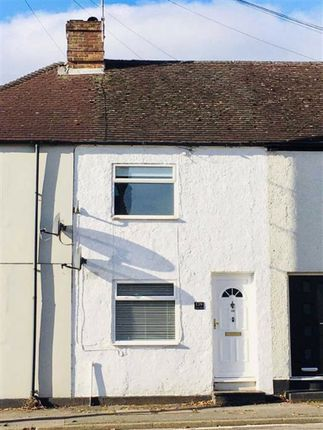 Thumbnail Terraced house to rent in London Road, Dunton Green
