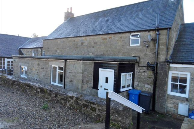 Thumbnail Terraced house to rent in Mitford, Morpeth