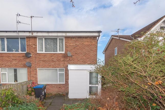 2 bed flat for sale in Greenacres Road, Consett DH8