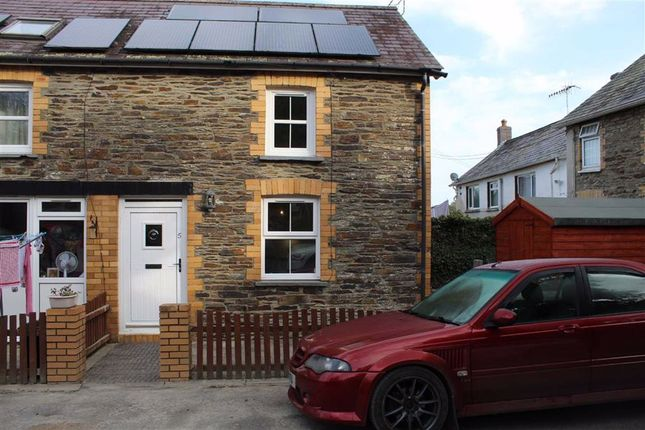 1 bed end terrace house for sale in Llys Puw, Drefach Velindre, Llandysul SA44