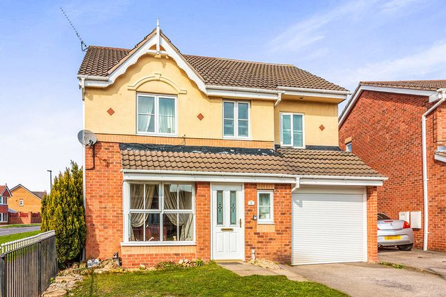 Thumbnail Detached house for sale in Gileswood Crescent, Brampton Bierlow, Rotherham