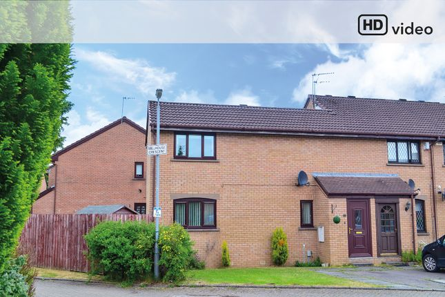 Thumbnail Semi-detached house for sale in Millhouse Crescent, Kelvindale, Glasgow