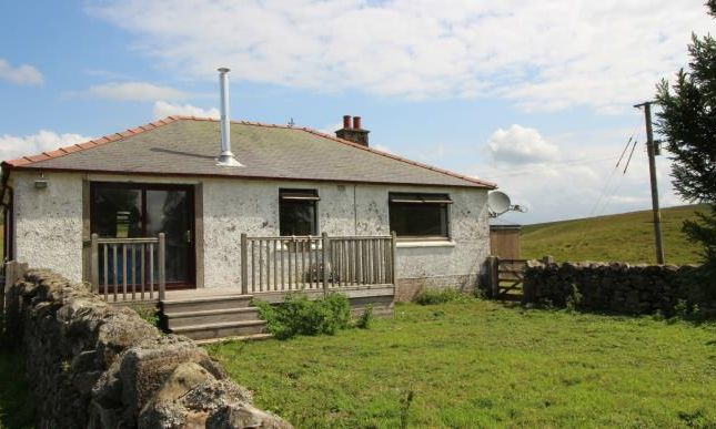 Thumbnail Cottage to rent in Broomerside Farm, Glespin, Lanark