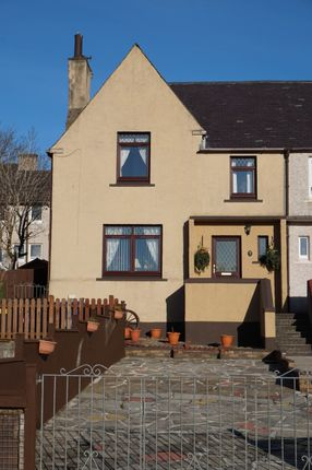 Thumbnail End terrace house for sale in Stornoway, Isle Of Lewis