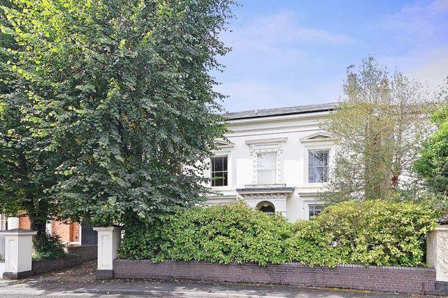 Thumbnail Detached house for sale in Charlotte Road, Edgbaston, Birmingham