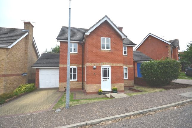 Thumbnail Detached house for sale in Guernsey Way, Braintree