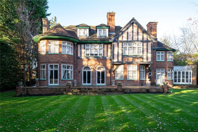 Thumbnail Detached house for sale in Temple Gardens, Moor Park