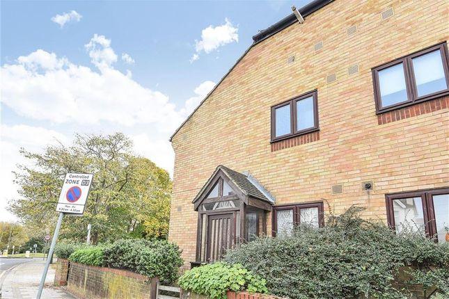 Thumbnail Semi-detached house for sale in Osborne Terrace, Church Lane, London
