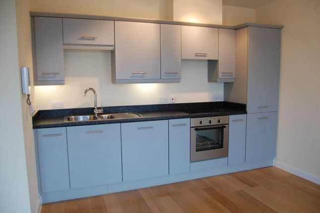 Kitchen Area of Babington Court, Gower Street, Derby DE1