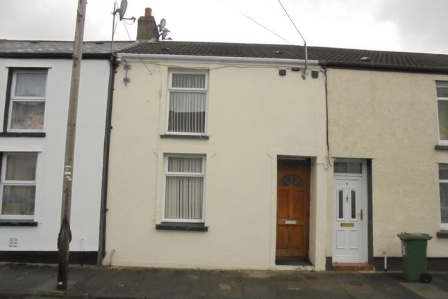 Thumbnail Terraced house to rent in Aman Court, Aberdare