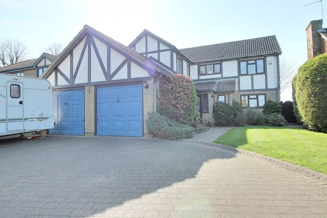 Thumbnail Detached house for sale in Old Norwich Road, Horsham St. Faith, Norwich
