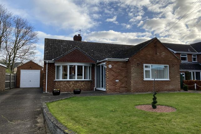 3 bed detached bungalow for sale in Vicarage Lane, Scothern, Lincoln LN2