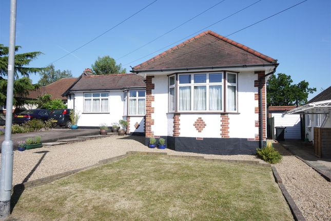 Thumbnail Detached bungalow for sale in Kingsmead, Cuffley, Potters Bar