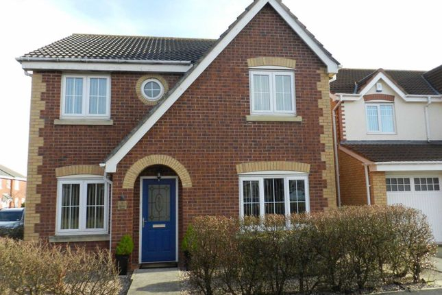 Thumbnail Detached house for sale in Shelly Close, Bispham, Blackpool