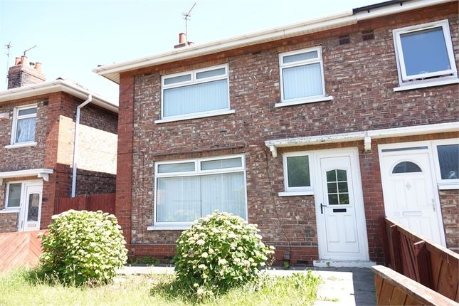 Thumbnail Semi-detached house to rent in Thorntree Avenue, Brables Farm, Middlesbrough