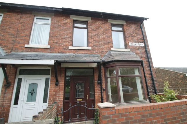 Thumbnail Terraced house to rent in 1 Fines Terrace, Stanley