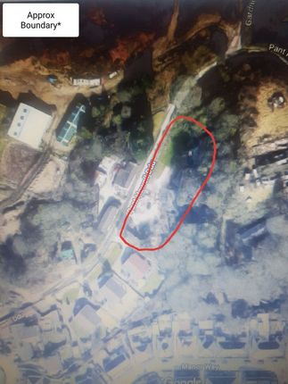Thumbnail Land for sale in Panthowell Ddu Road, Neath
