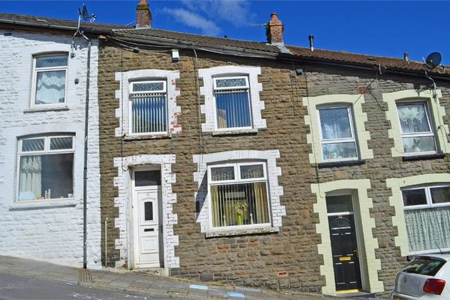 Thumbnail Terraced house for sale in Brynhyfryd, Tylorstown, Ferndale, Mid Glamorgan
