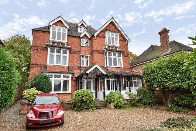 Thumbnail Flat for sale in Woodlands Road, Camberley