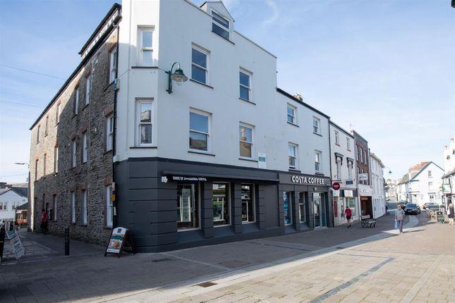 2 bed flat to rent in Apartment, - Molesworth Street, Wadebridge PL27
