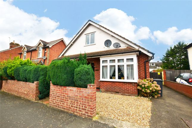 Thumbnail Detached bungalow to rent in Queens Road, Camberley, Surrey