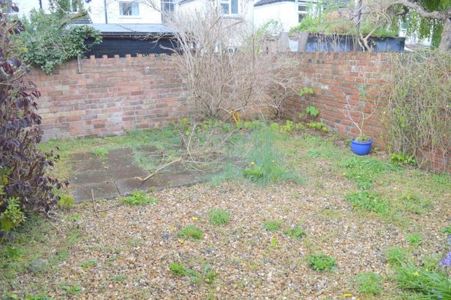 Garden of Belvedere Road, Taunton, Somerset TA1