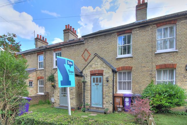 Thumbnail Terraced house for sale in Chalkdell Path, Hitchin