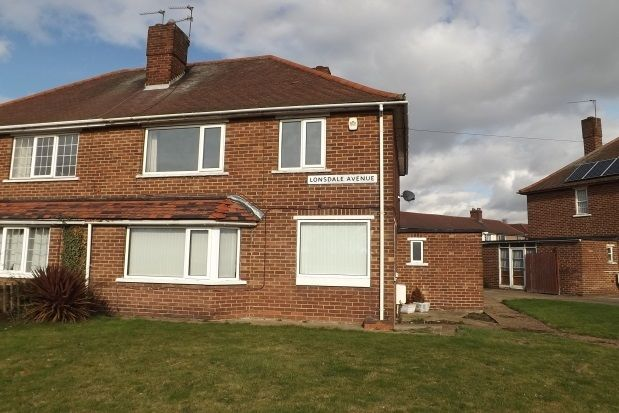 Thumbnail Semi-detached house to rent in Lonsdale Avenue, Intake, Doncaster