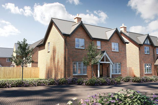 """Thumbnail Detached house for sale in """"The Ambleside"""" at Stocks Lane, Winslow, Buckingham"""