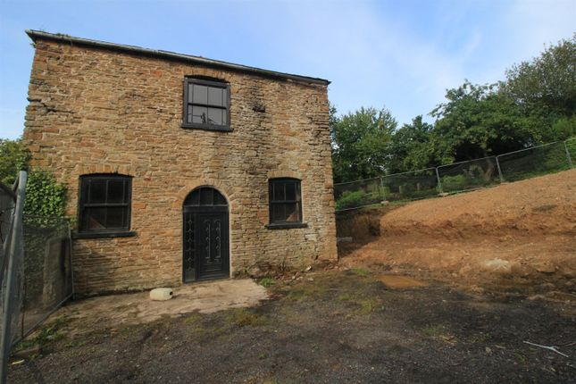 Detached house for sale in Mount Gilead Chapel, Greenfield, Holywell