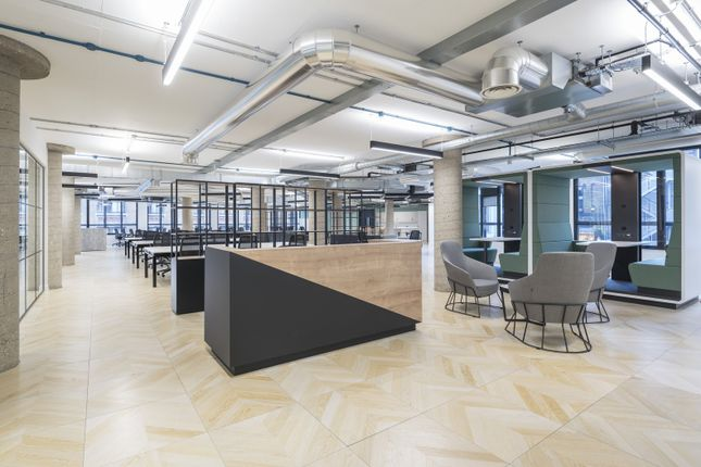 Thumbnail Office to let in Farringdon Point, 33 Farringdon Road, London
