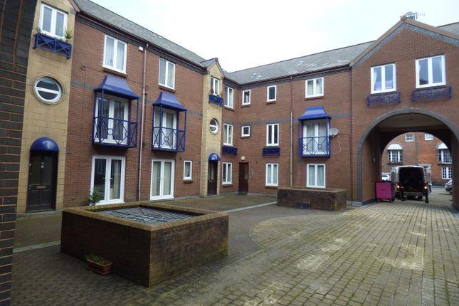 Mannheim Quay, Maritime Quarter, Swansea SA1