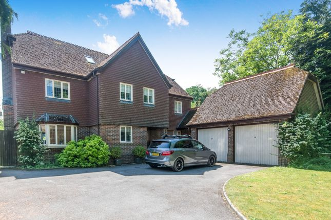Thumbnail Detached house to rent in Park Road, Winchester