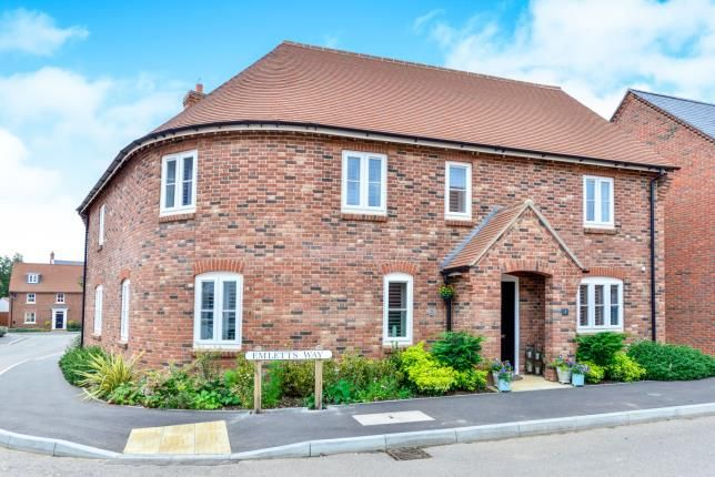 Thumbnail Detached house for sale in Brimsmore, Yeovil, Somerset