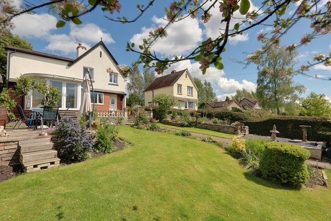 Thumbnail Detached house for sale in Hillersland, Coleford, Gloucestershire.
