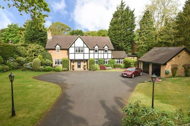 Detached house for sale in Cranley Road, Hersham, Walton-On-Thames