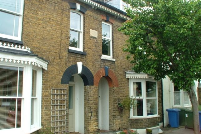 Thumbnail Terraced house to rent in Station Road, Faversham