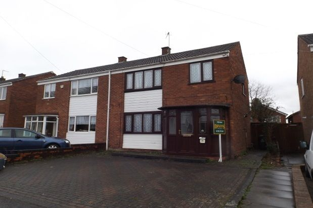 Thumbnail Property to rent in Martley Road, Walsall